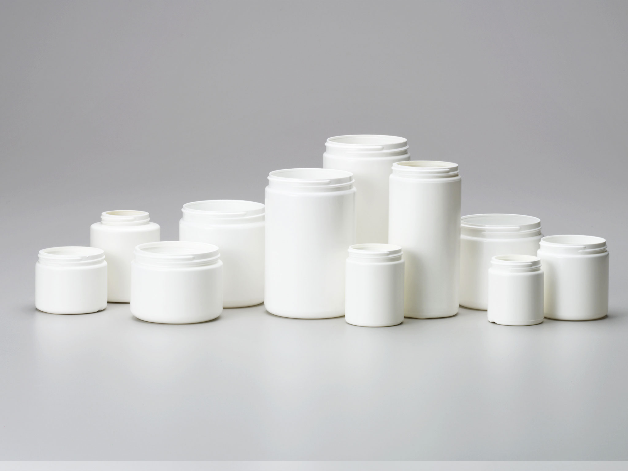 Hdpe Wide Mouth Jar Alpha Packaging International