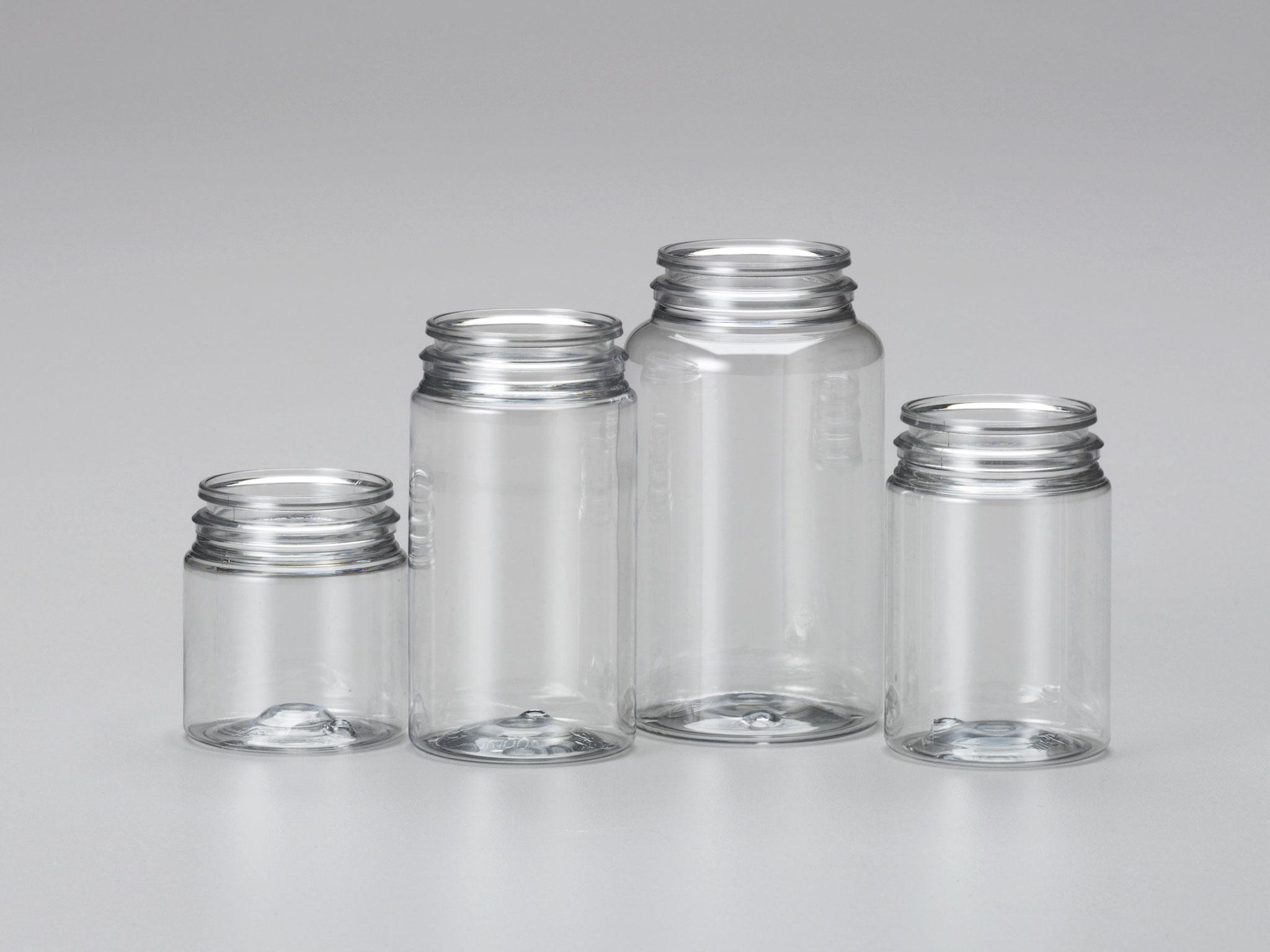 PET Pill Jar