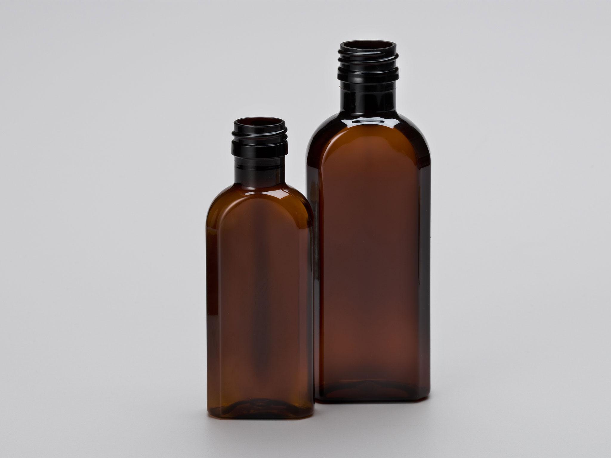 PET Meplat Bottle