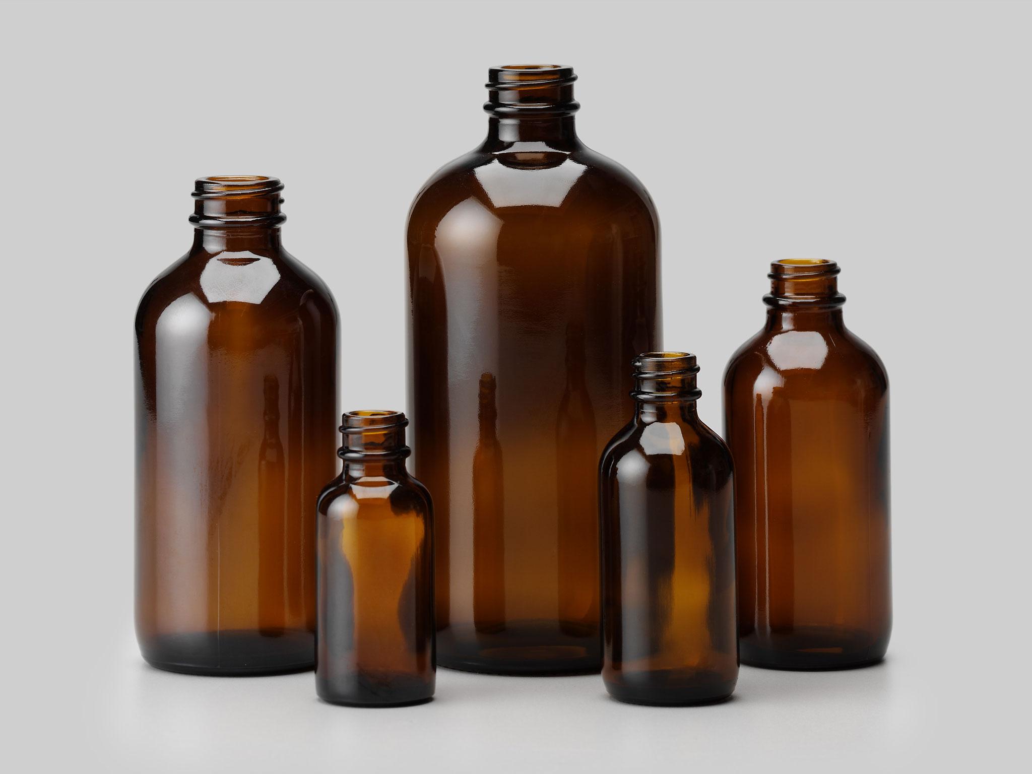 Boston Glass Bottles