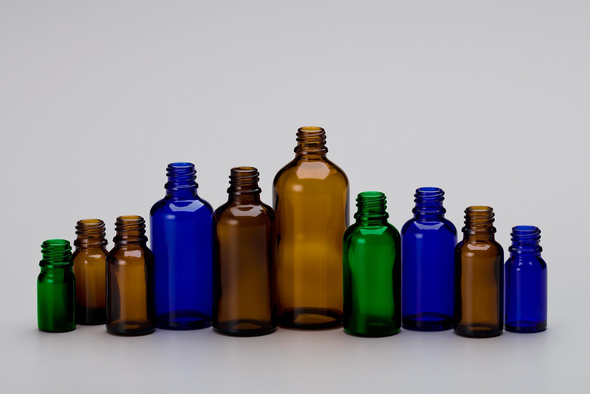 Glass Dropper Bottle