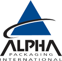 Alpha Packaging International Retina Logo