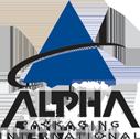 Alpha Packaging International Logo