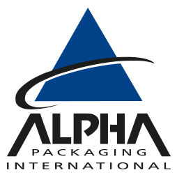 Alpha Packaging International Mobile Retina Logo
