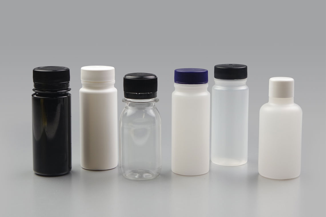 HDPE Powershot Bottle